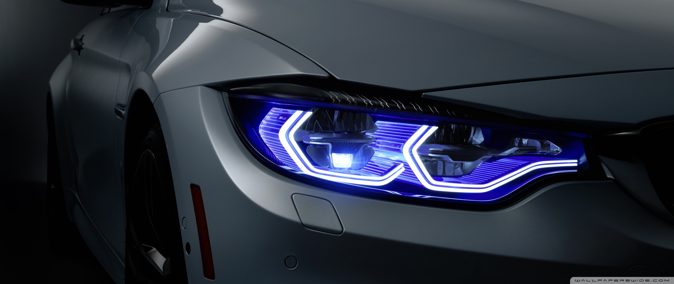 BMW Xenon Headlights        4K HD Desktop Wallpaper for     Dual Monitor     UltraWide 21 9