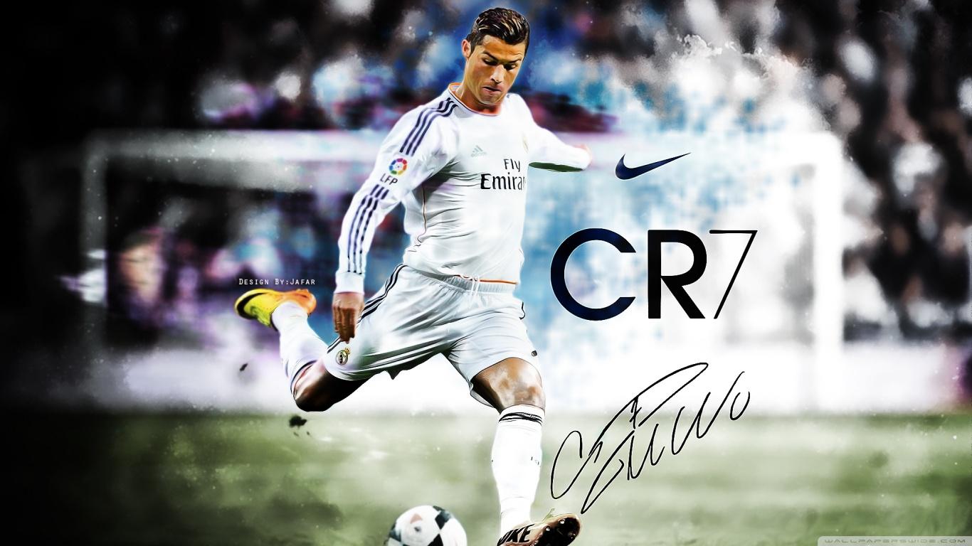 Cristiano Ronaldo Real Madrid Wallpaper 2014 HD desktop ...