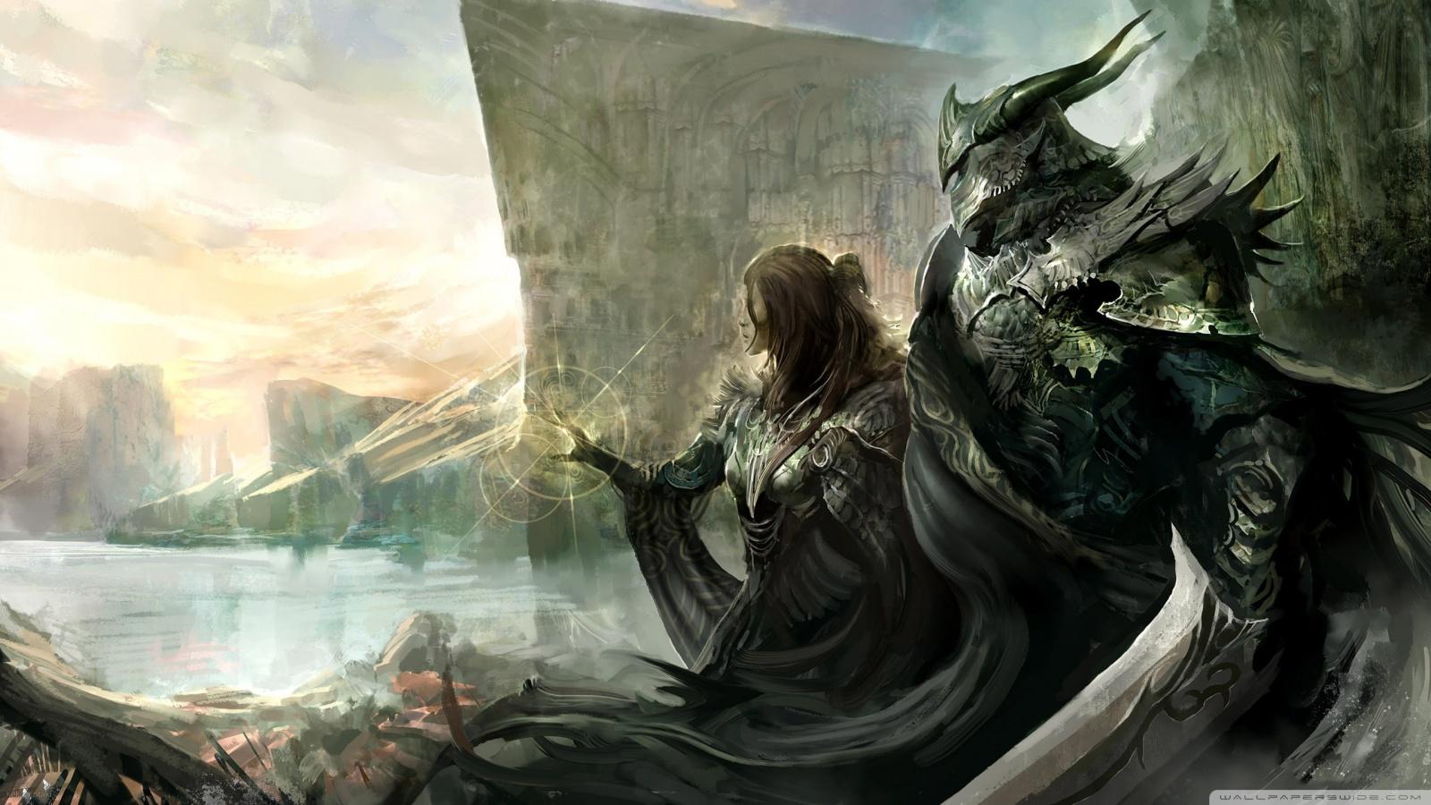 Valkyrie And Dragon Armor Skyrim