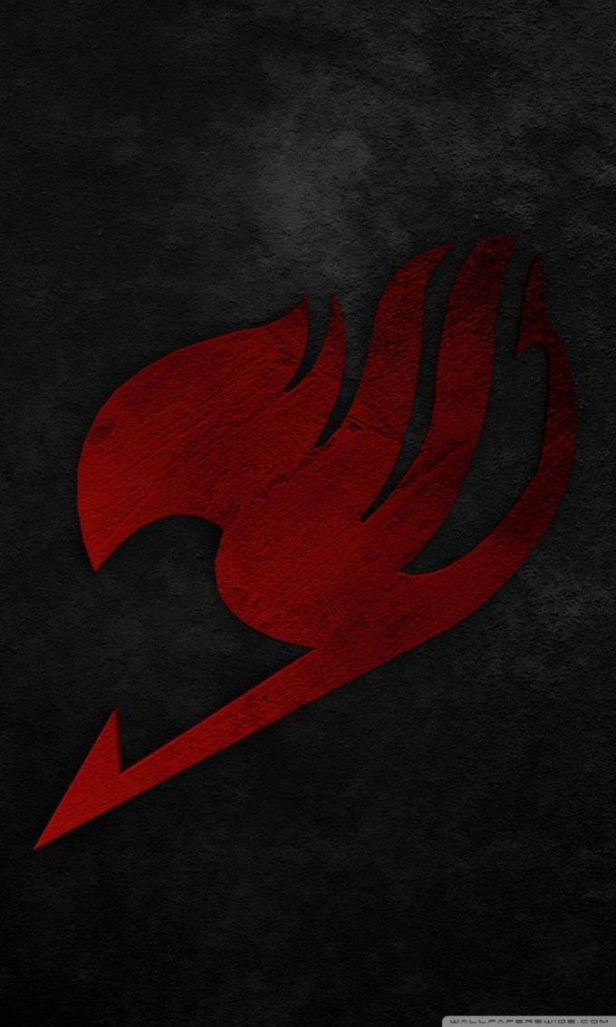 Fairy Tail Logo Wallpaper Hd For Iphone Newwallpapers