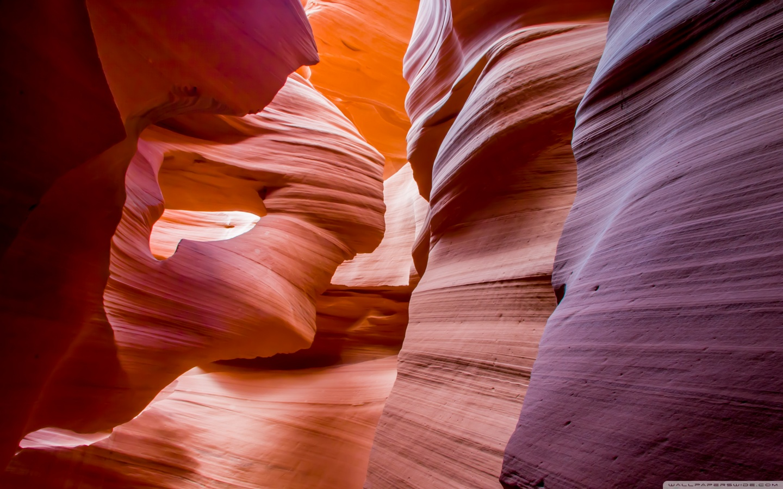 Lower Antelope Canyon 4K HD Desktop Wallpaper For 4K Ultra