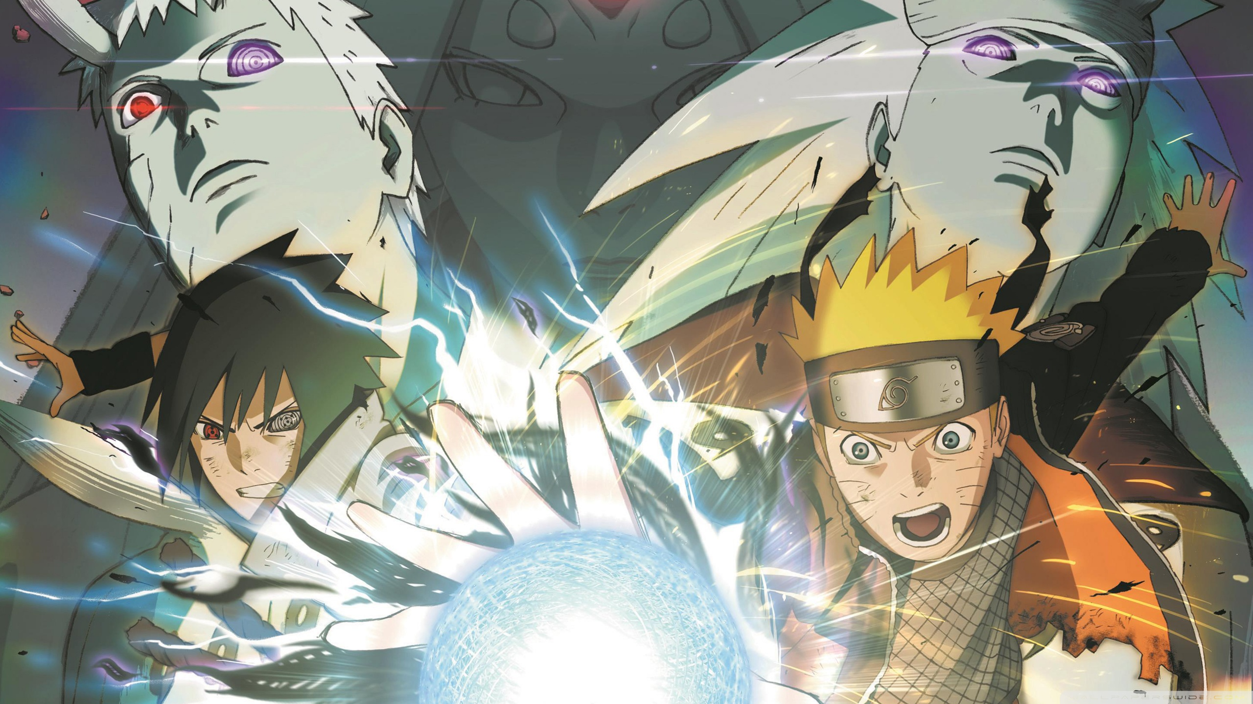 (you can find it using this number). Naruto Storm 4 - 2016 Ultra HD Desktop Background