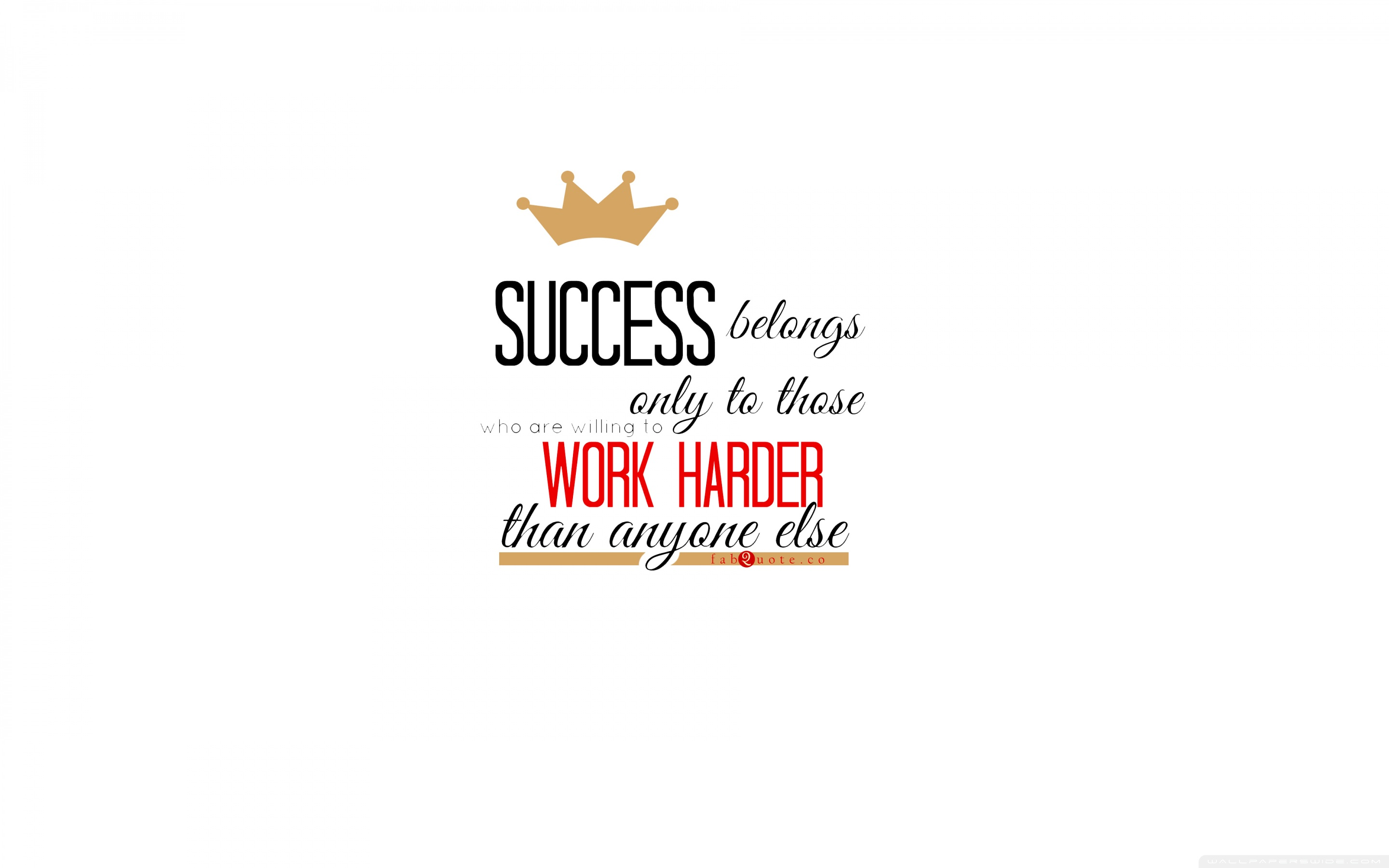 Quote About Success 4k Hd Desktop Wallpaper For 4k Ultra