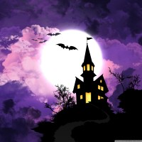 halloween backgrounds tablet