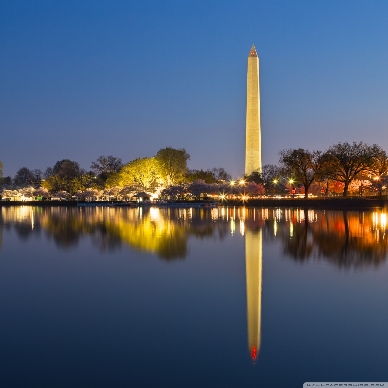 washington dc memorials at night ❤ uhd desktop wallpaper for