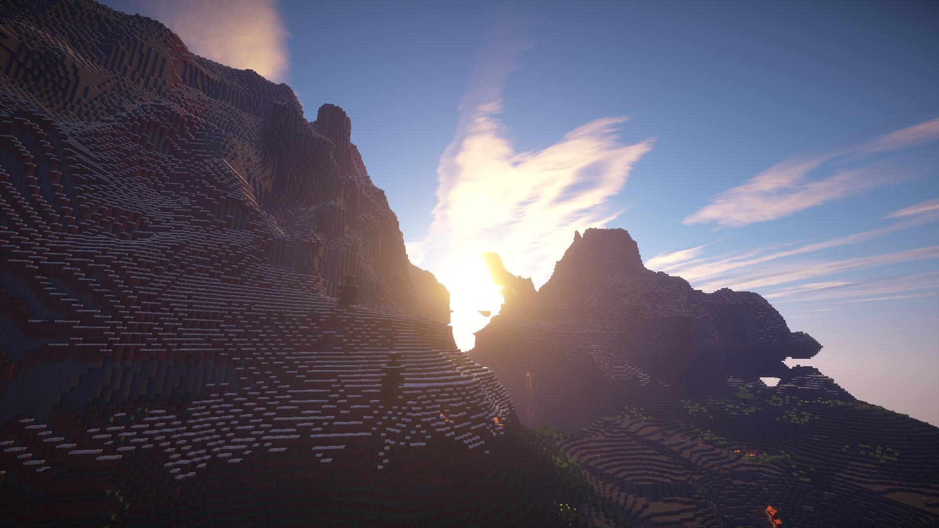 Minecraft Ultra Shader Mod