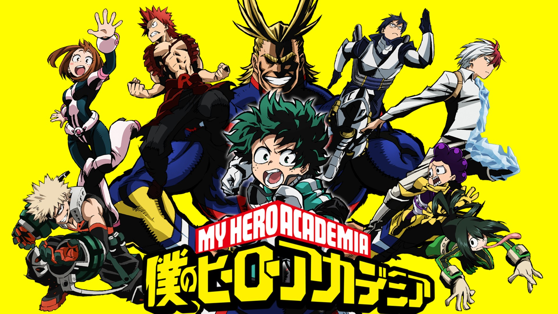 Check out this fantastic collection of my hero academia phone wallpapers, with 30 my hero academia phone background images for your desktop, phone or. My Hero Academia wallpaper ·① Download free amazing ...
