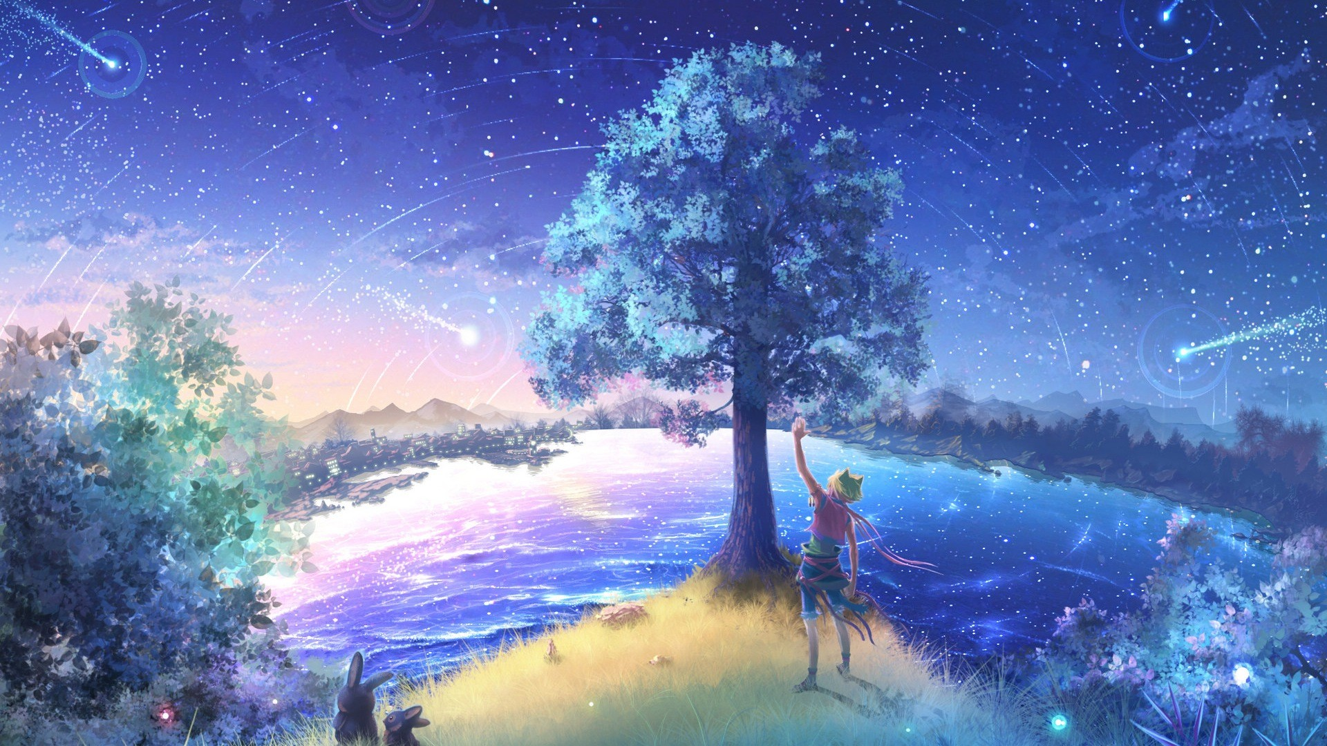 Beautiful Anime Wallpaper ·① WallpaperTag