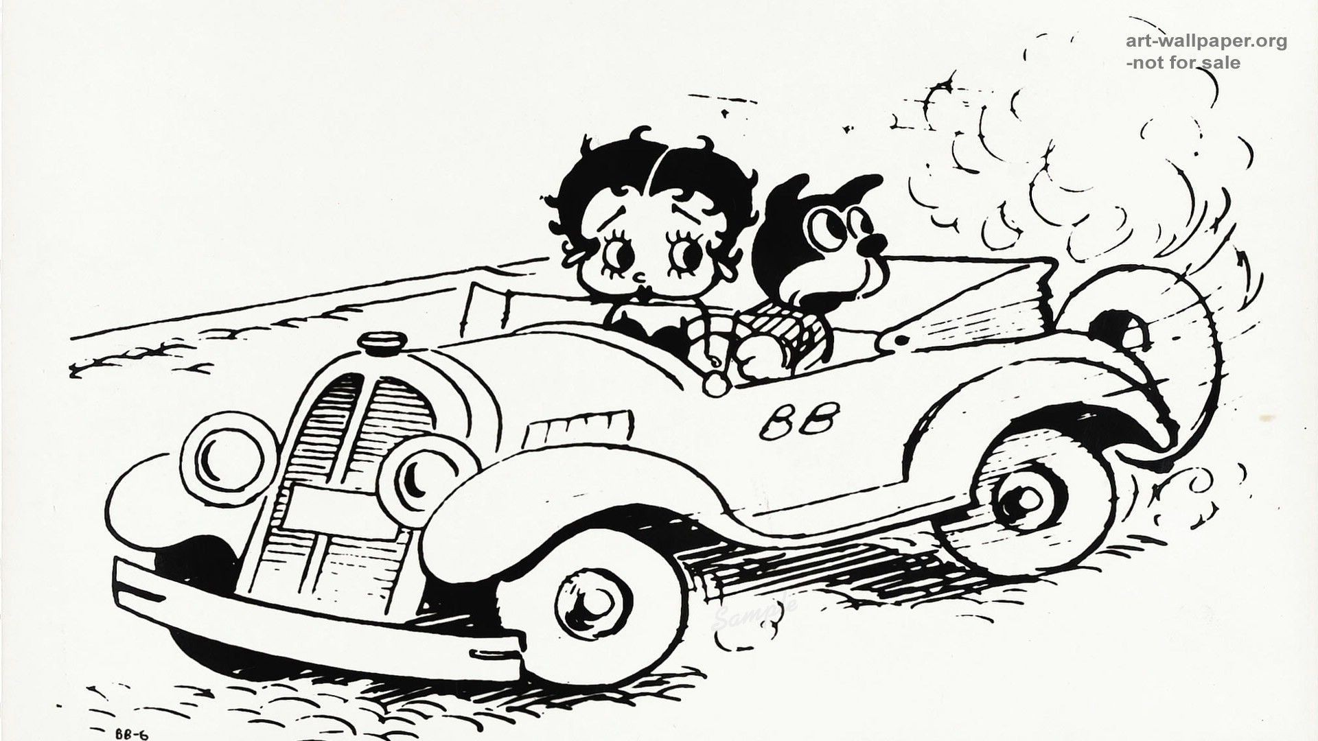 Betty Boop Wallpaper Download Free Cool High Resolution