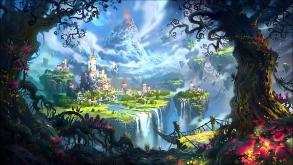 Fairy Tale Wallpaper 183 WallpaperTag