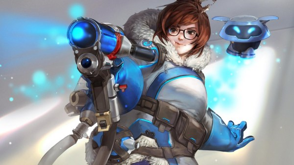Mei Overwatch wallpaper ·① Download free amazing ...