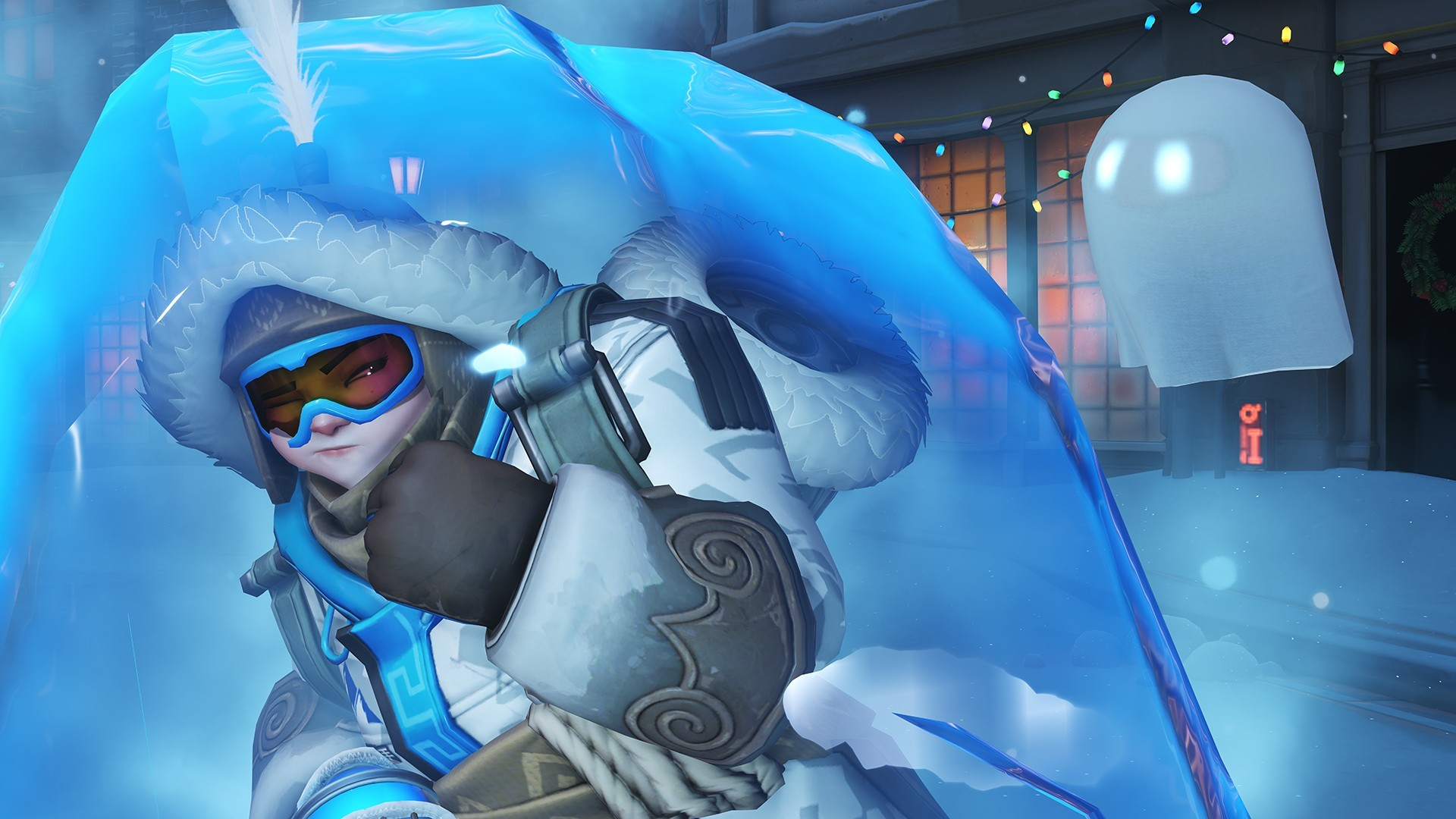 Overwatch Mei Wallpaper Download Free Wallpapers For Desktop And Mobile Devices In Any