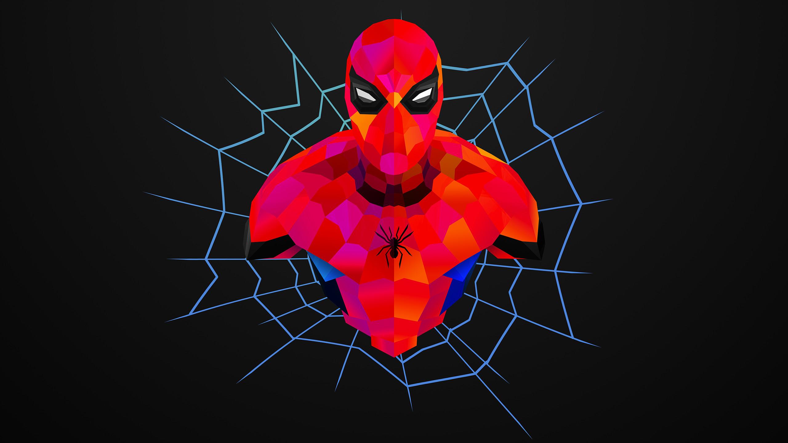 Neon Wallpaper Spiderman - Novocom.top