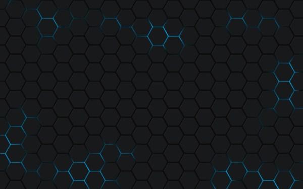 Hex Grid Wallpaper ·① WallpaperTag
