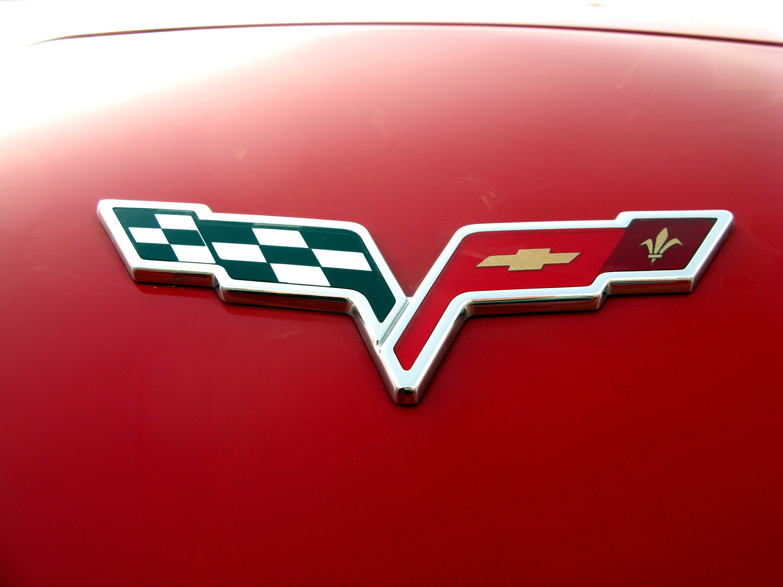 Chevrolet Stingray Logo