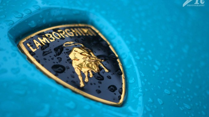 Lamborghini Logo Wallpaper 1