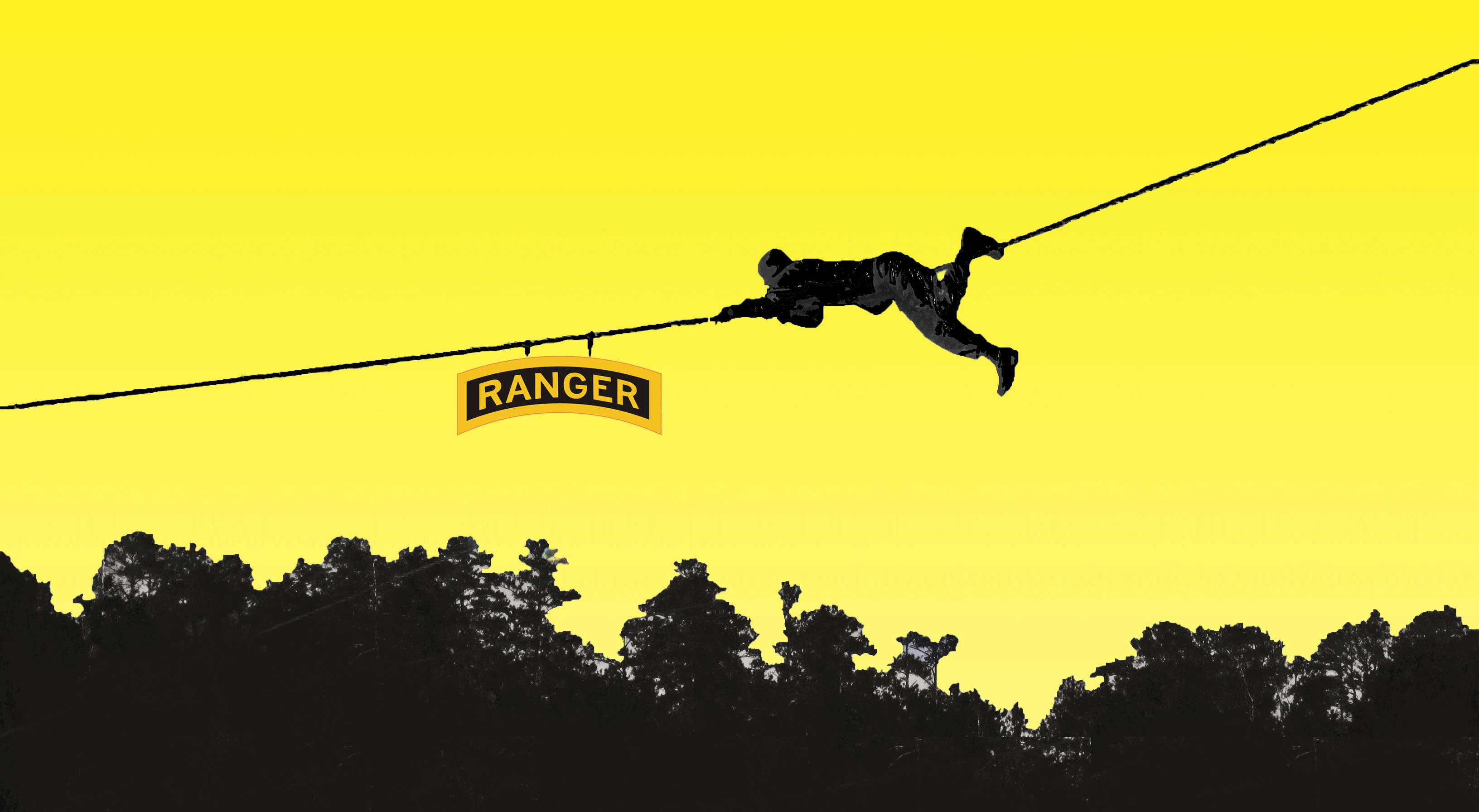 Airborne Ranger Logo Wallpaper Wallpapertag