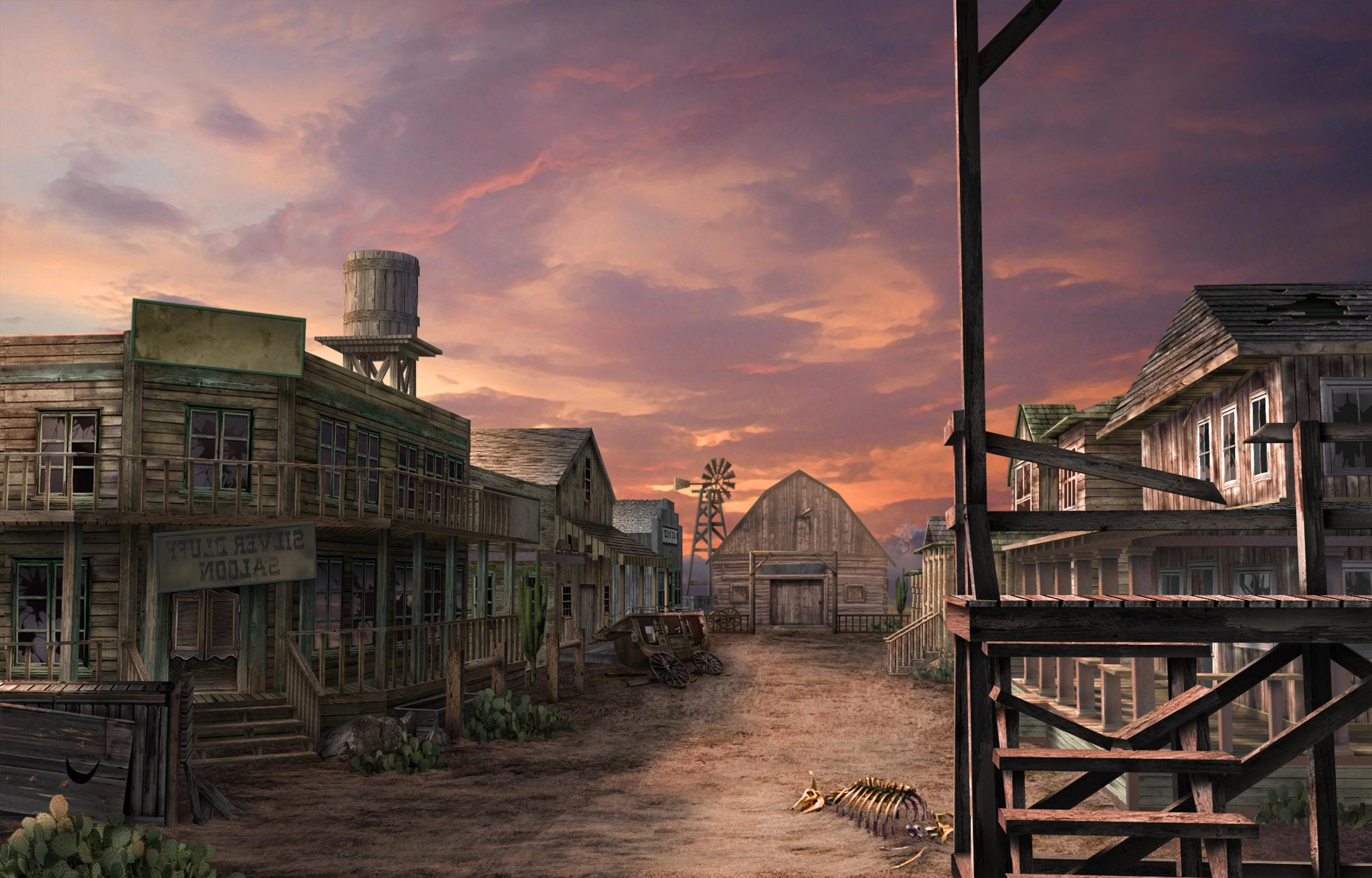 Old West Background Wallpapertag