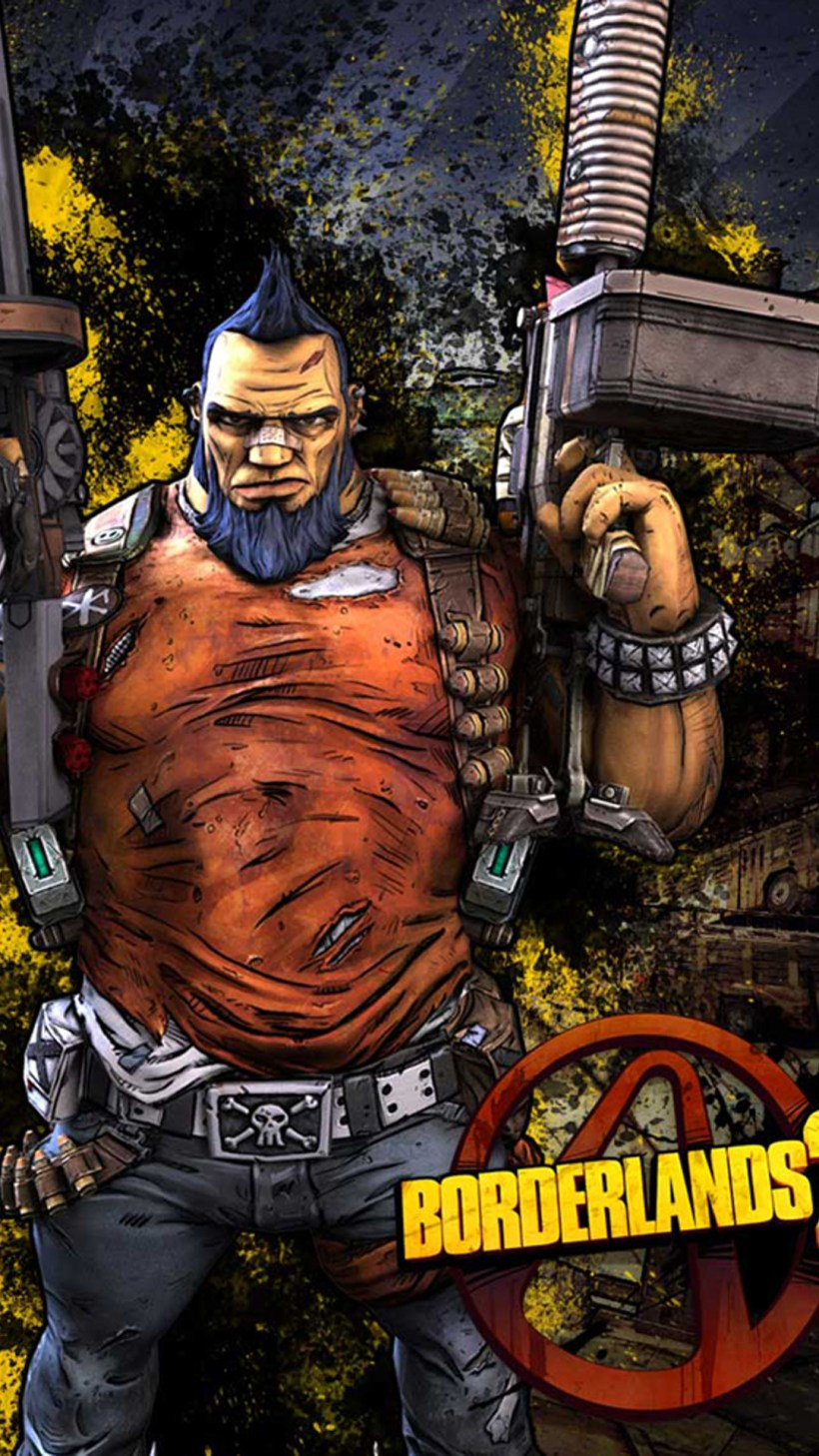 Borderlands Wallpaper Iphone 6 Bedwalls Co