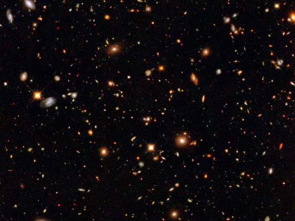 Hubble Ultra Deep Field Wallpaper ·① WallpaperTag