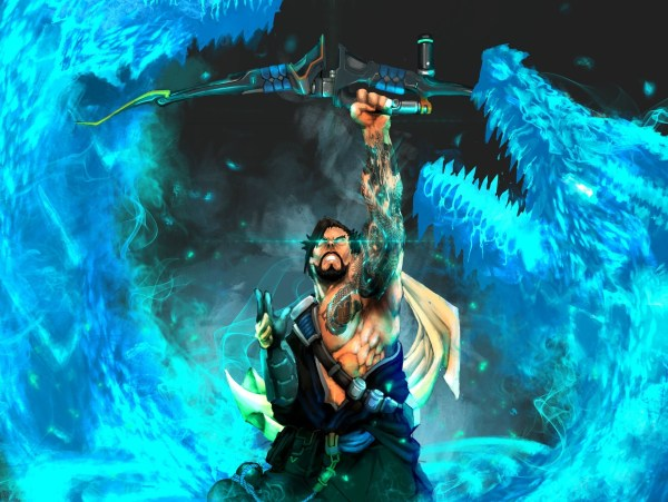 Overwatch Hanzo wallpaper ·① Download free amazing ...