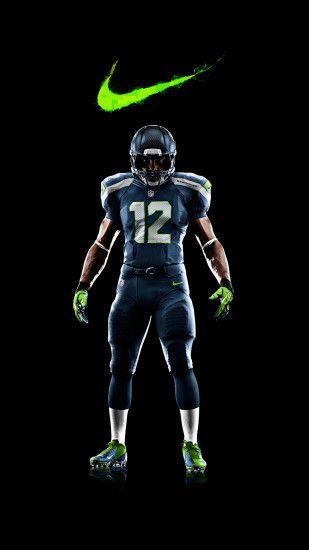 Nike Football Wallpapers 1 American Iphone