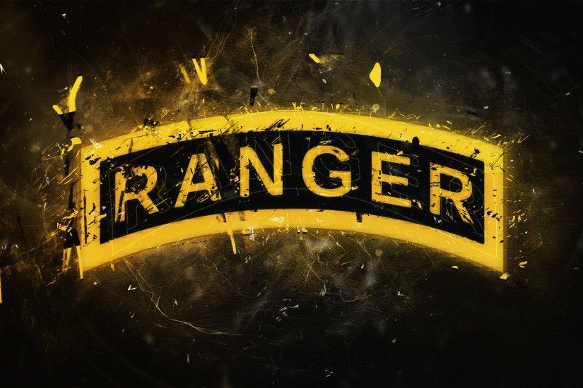 Airborne Ranger Logo Wallpaper