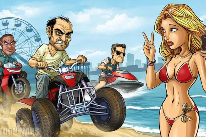 Gta V Wallpaper 1 Free Awesome Full Hd Backgrounds For