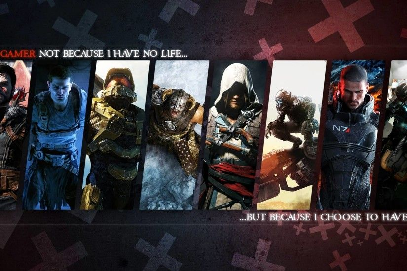 Epic Gaming Wallpapers