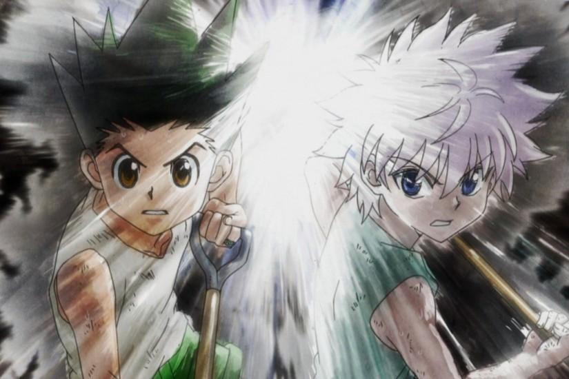 5 hunter x hunter wallpapers for android mobile, nokia 230, nokia 215,. Hunter x Hunter wallpaper ·① Download free cool full HD ...