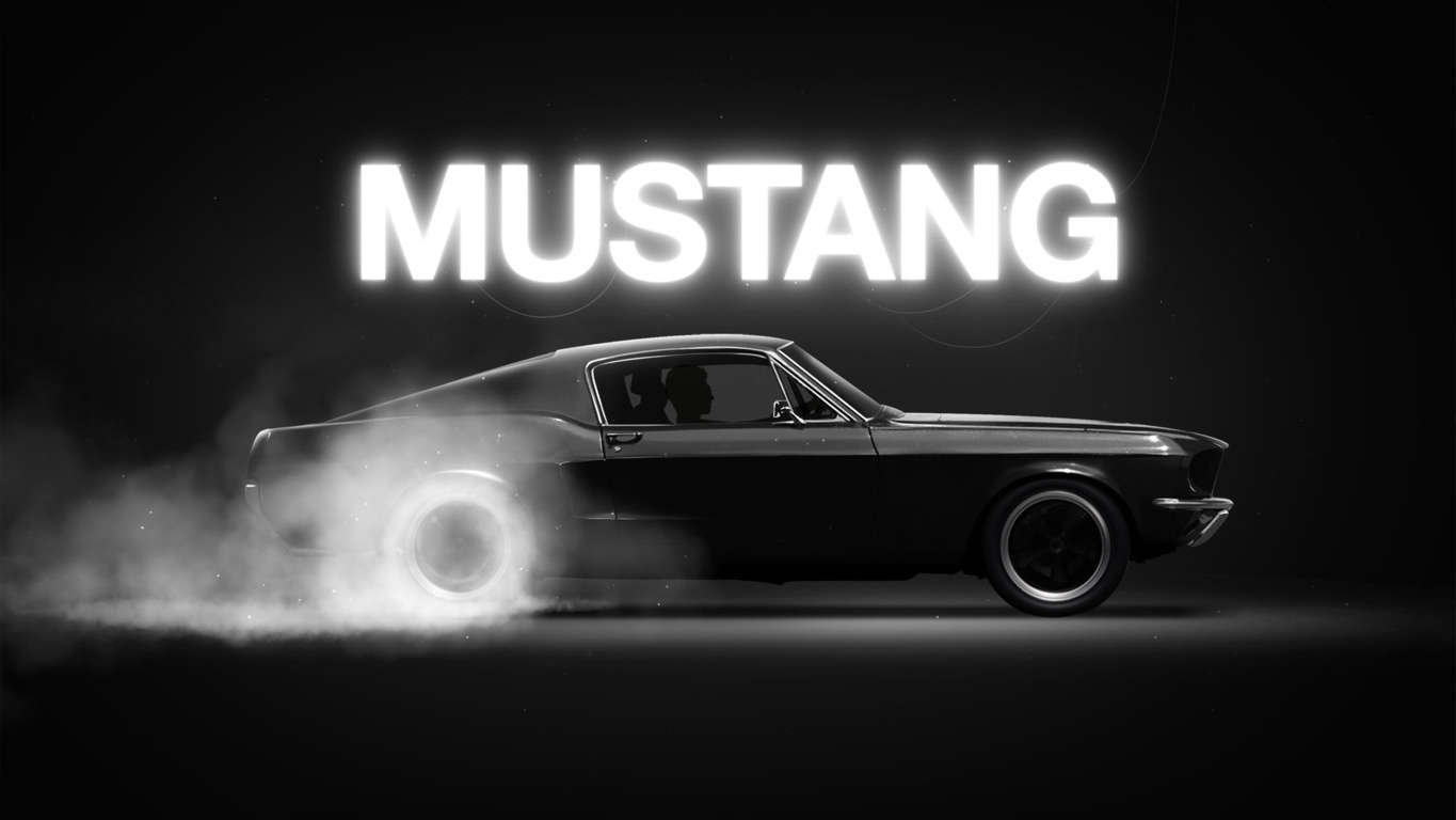 Most ios devices come with a default picture. Ford Mustang Wallpapers Latest Ford Mustang Backgrounds Wallpaperteg