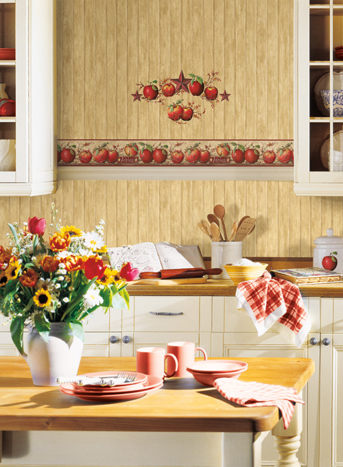 Country Wallpaper The New Trend In Wall Decor