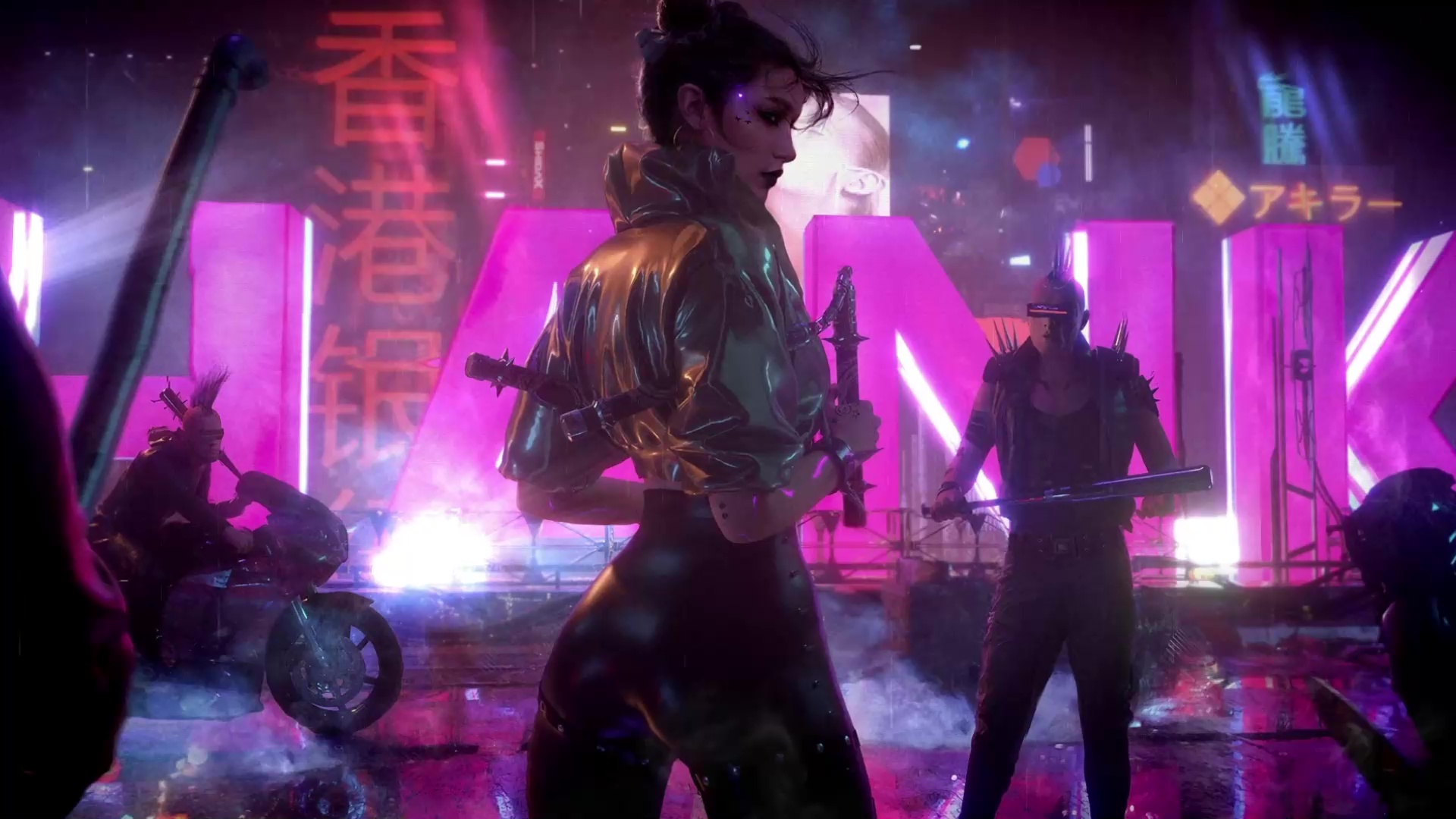 It's fun—and very harry potteresque—to have a bit of motion on your lock screen. Kung Fu Girl Cyberpunk 2077 Live Wallpaper - WallpaperWaifu