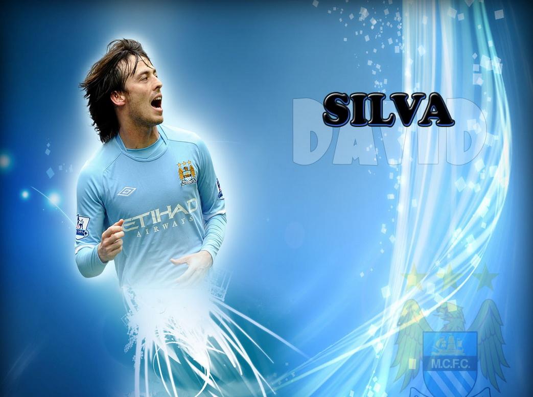David Silva 2013 HD Wallpaper