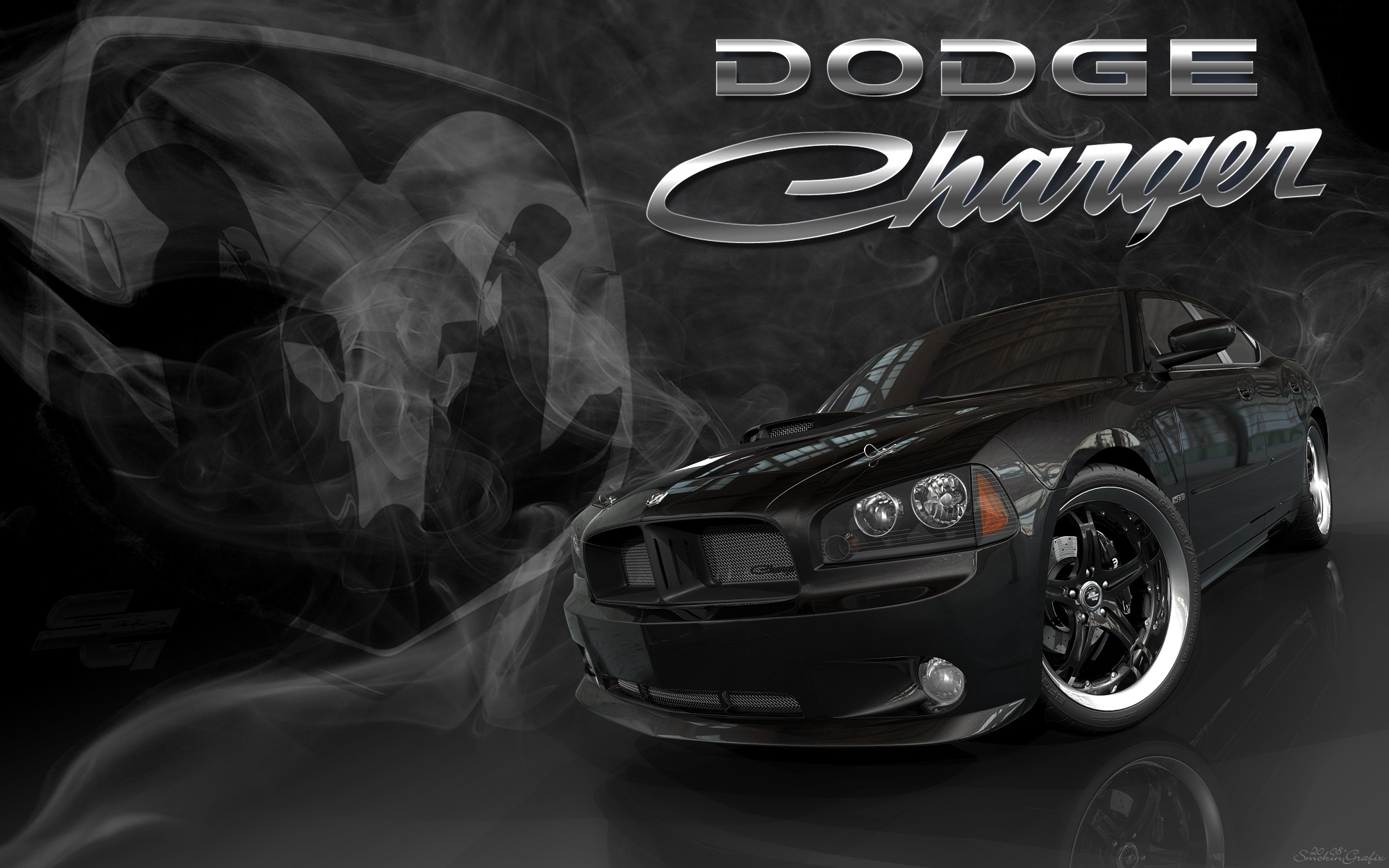 Dodge Charger Car Wallpaper