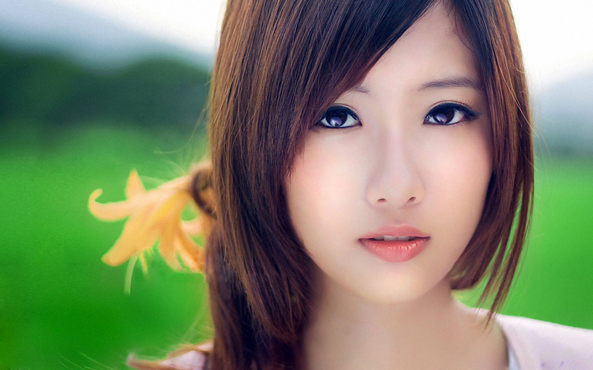 Description: Cute Girl HD Wallpaper is a hi res Wallpaper for pc