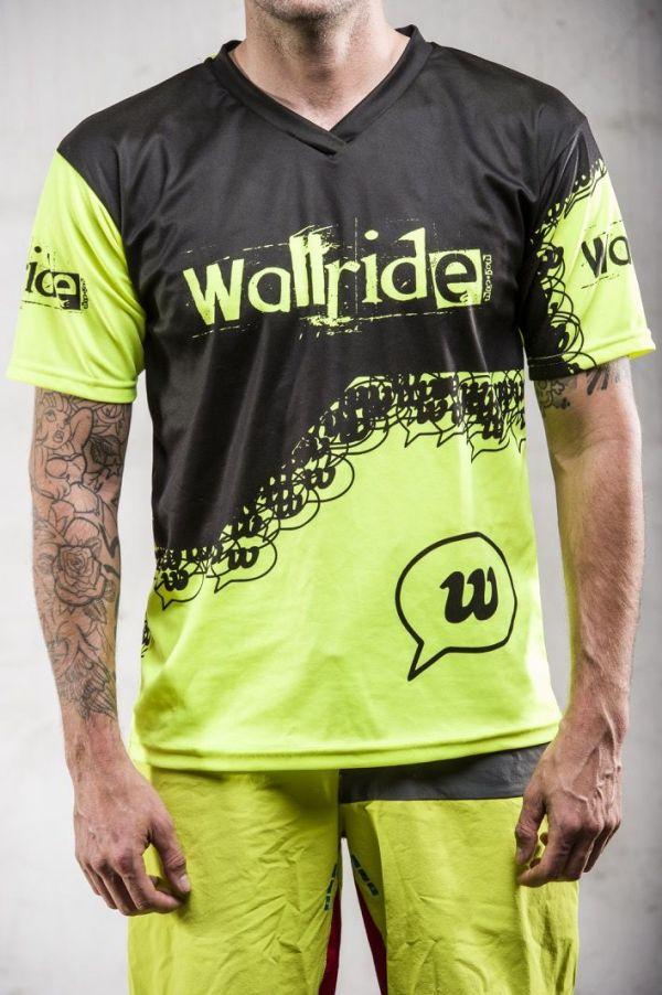 Camiseta Enduro Wallride