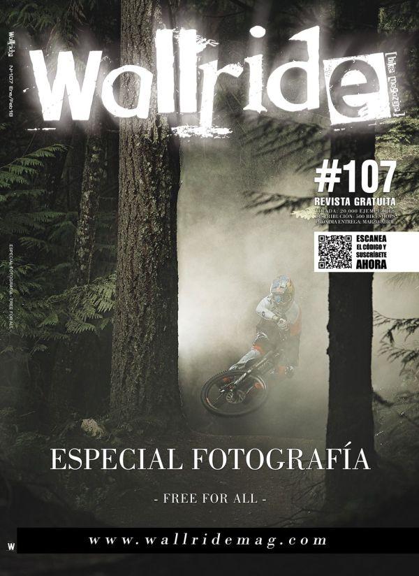 Revista Wallride Magazine