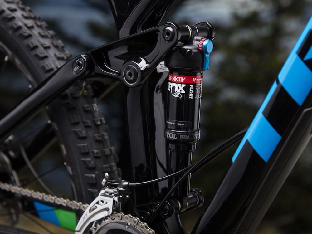 ajustar la suspensión de tu bicicleta
