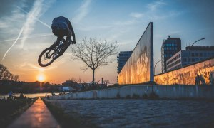 Street Riding in Berlin David Cachon