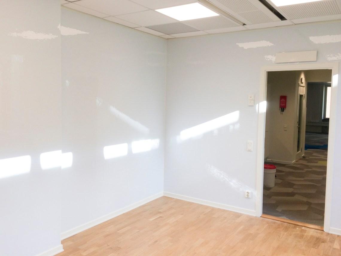 Wallrite in Office 8