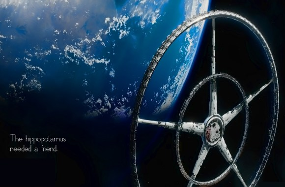 Elysium Movie Image