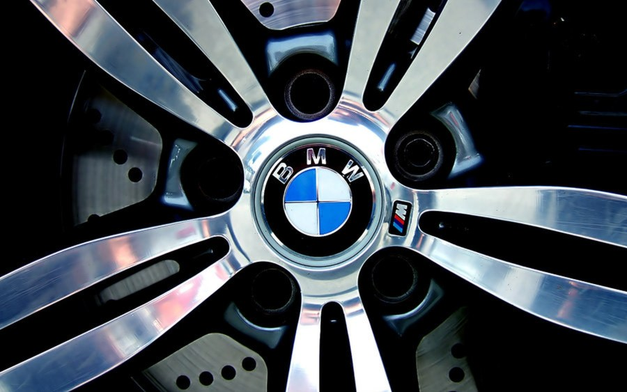 Auto BMW Others Logo In Velg Photo Image Gallery