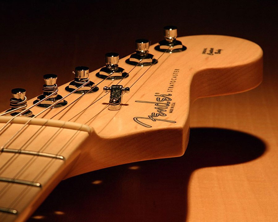 Fender Stratocaster Guitar Photo Picture Gallery Free