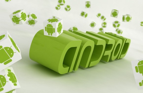 Fuuny Design Android 3D Logo Wallpaper Picture Gallery