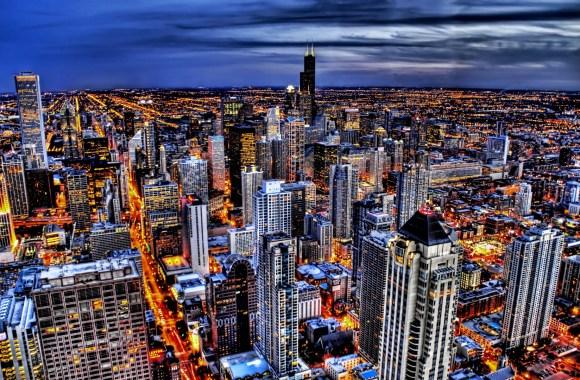 Amazing City 3D Wallpaper HD Widescreen Free Download
