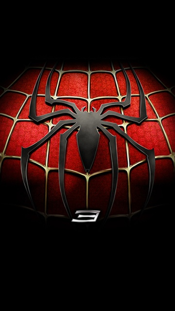 Samsung 3D Mobile Phone Spiderman 3 HD Wallpaper