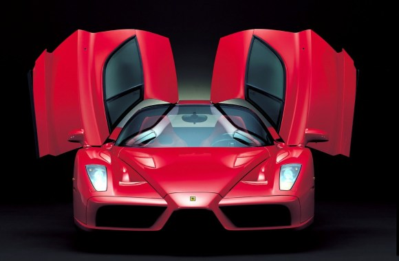 2013 Ferrari Enzo Wallpapers HD From The Front Picture