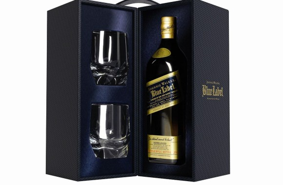 Johnnie Walker Blue Label Whisky Super Deluxe Wallpaper Picture