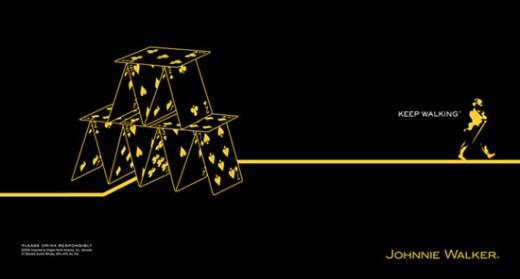 Johnnie Walker Card Picture HD Wallpaper Image Desktop